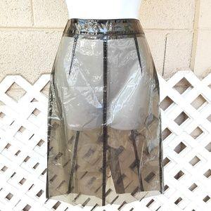 FIORUCCI Margot Skinny Pencil Skirt